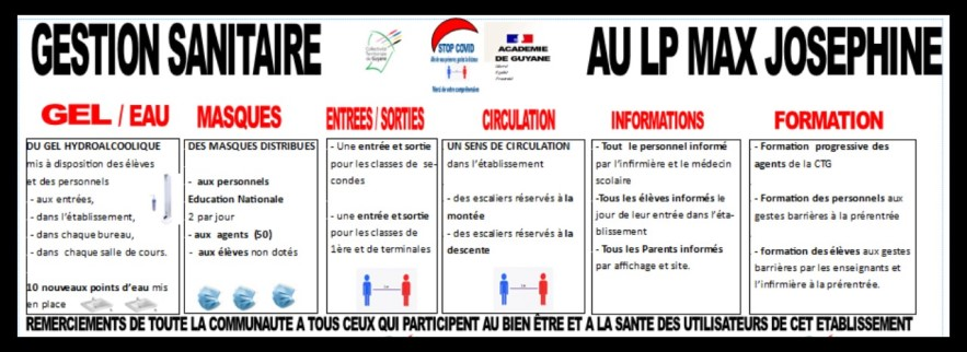GESTION SANITAIRE